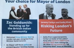 zac goldsmith leaflet